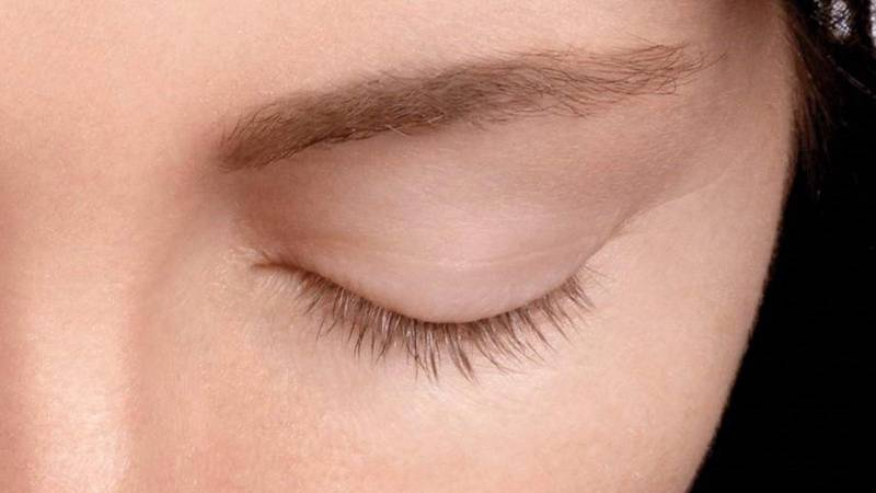 Maybelline Lash Serum Before