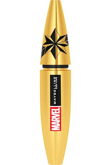 Edition limitée Marvel x Maybelline New York, The Colossal Noir
