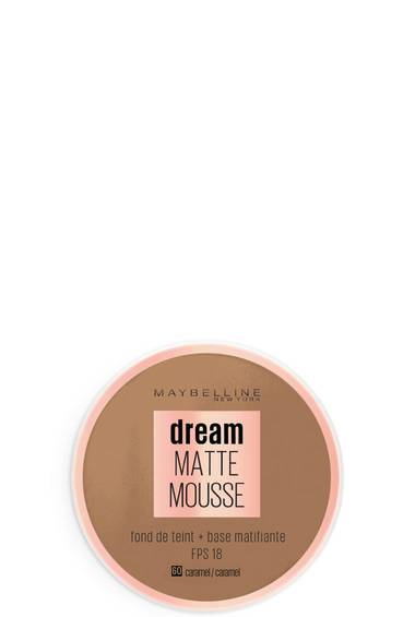 Fond de teint mousse Dream Matte Mousse