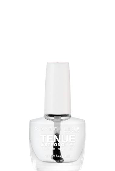 Vernis à ongles Technologie Gel Tenue & Strong Pro base transparente