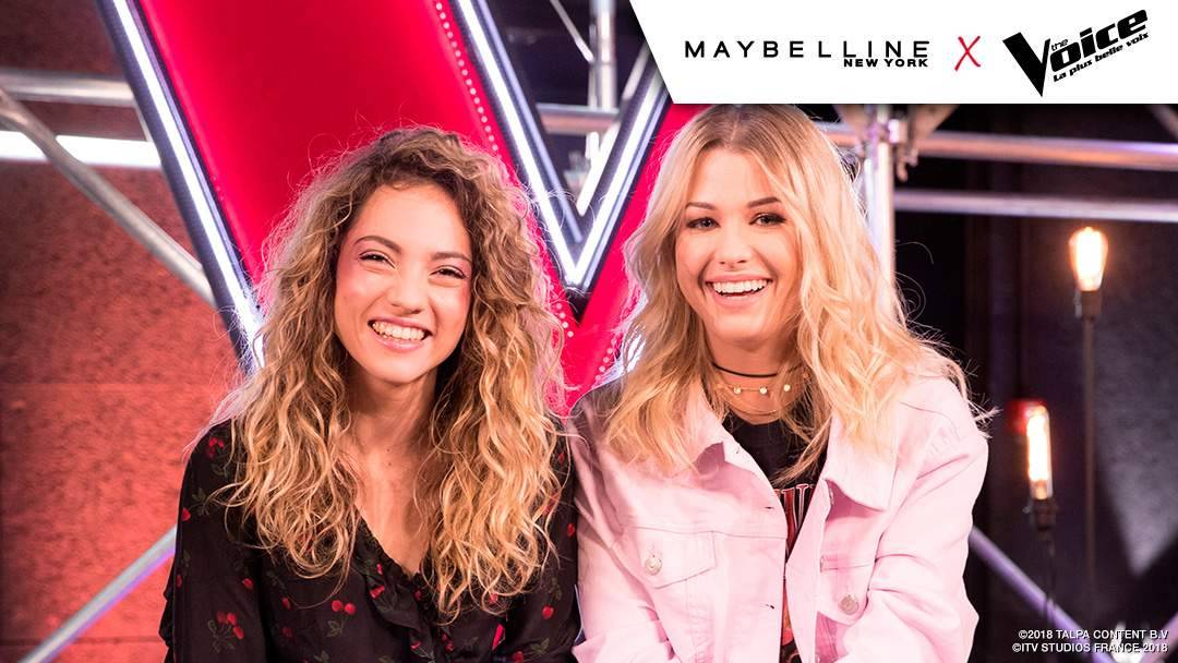 Maybelline x The Voice Barbara
