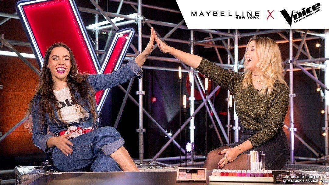Maybelline x The Voice Drea